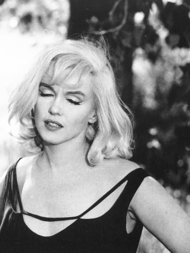 Modern Marilyn Monroe Haircut