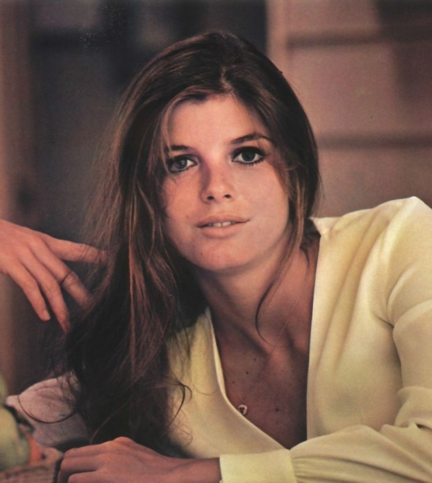 Girls On Film Katharine Ross In The Graduate Katharine