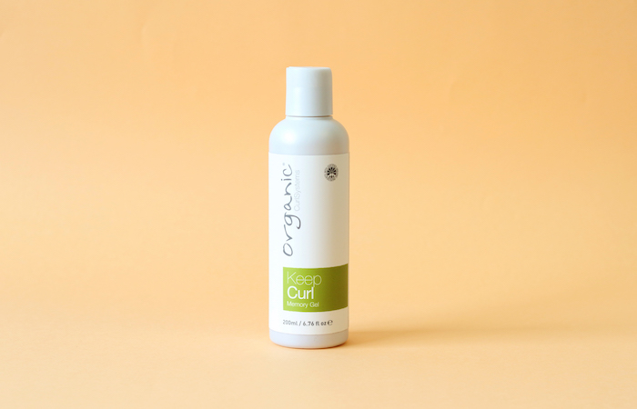 Organic Colour Systems' Keep Curl Memory Gel